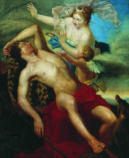 А. И. Иванов «Селена и Эндимион», 1797