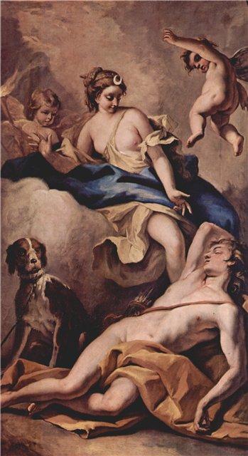 Себастьян Ричи, 1713г.