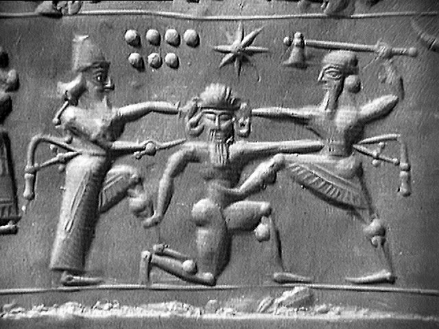 a comparison of the gilgamesh epic and the biblical story of genesis